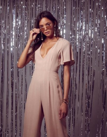 SAGE THE LABEL Ring my bell jumpsuit