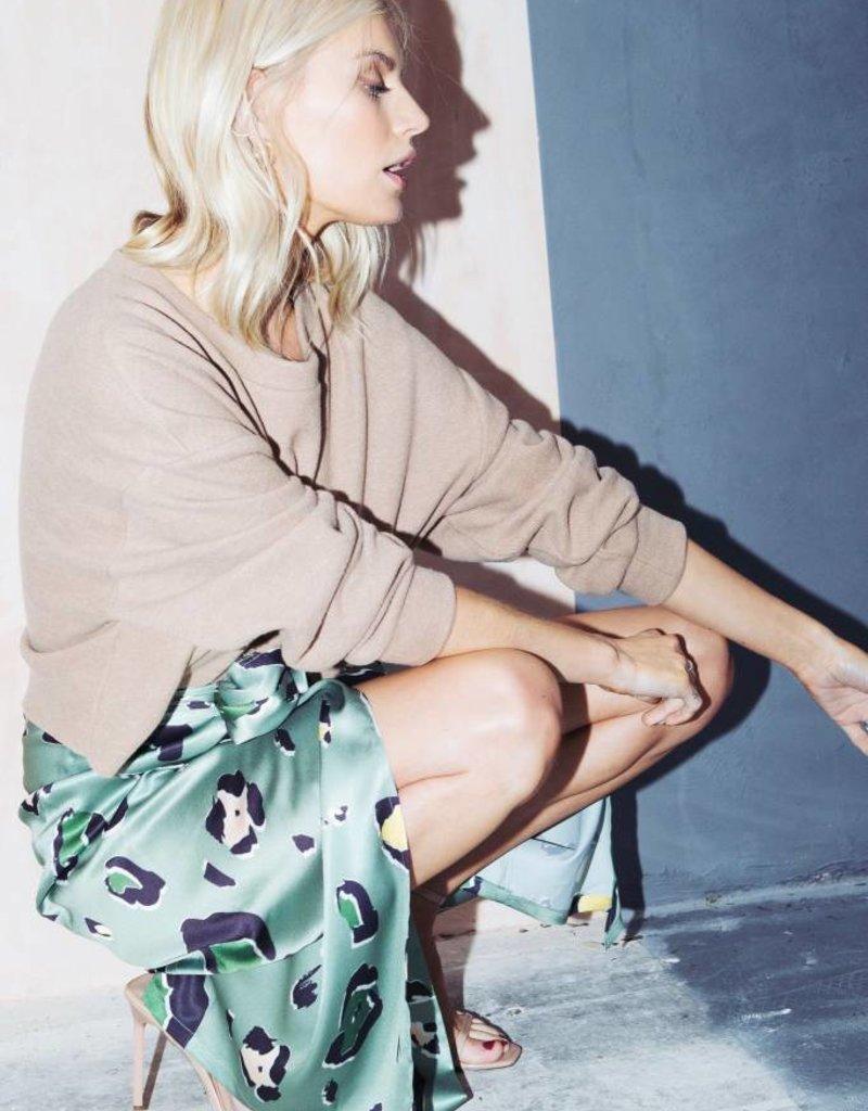 NEVERFULLYDRESSED Jaspre Skirt ~ Mint