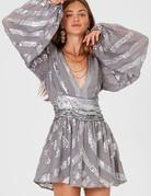 JENS PIRATE BOOTY Prophecy Lapis Dress