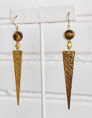 Twiga Dragons Eye Earrings
