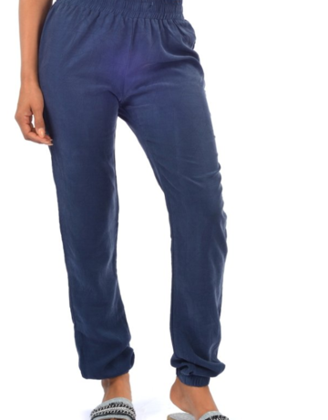 GET PRIMPED Navy Jogger Pant