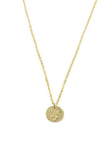 PARADIGM DESIGNS Desert Coin Necklace