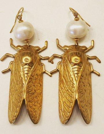 Twiga Cicada Gold Drops