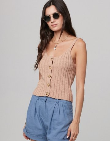 KNOT SISTERS Sayo Sweater Tank
