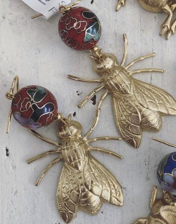 Twiga Shoo Fly ~ Vintage Flora