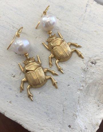 Twiga Scarab Beetle Pearl