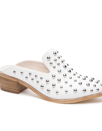 CHINESE LAUNDRY Mollie Tumble Studded Mule