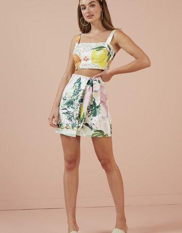 FINDERS KEEPERS Honey Skirt