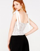 FOR LOVE AND LEMONS Dolly Bustier Top
