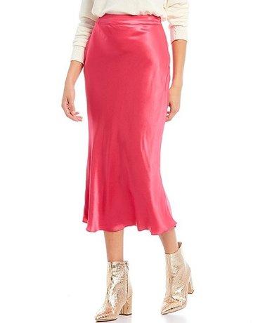 ENGLISH FACTORY Barbie Midi Skirt