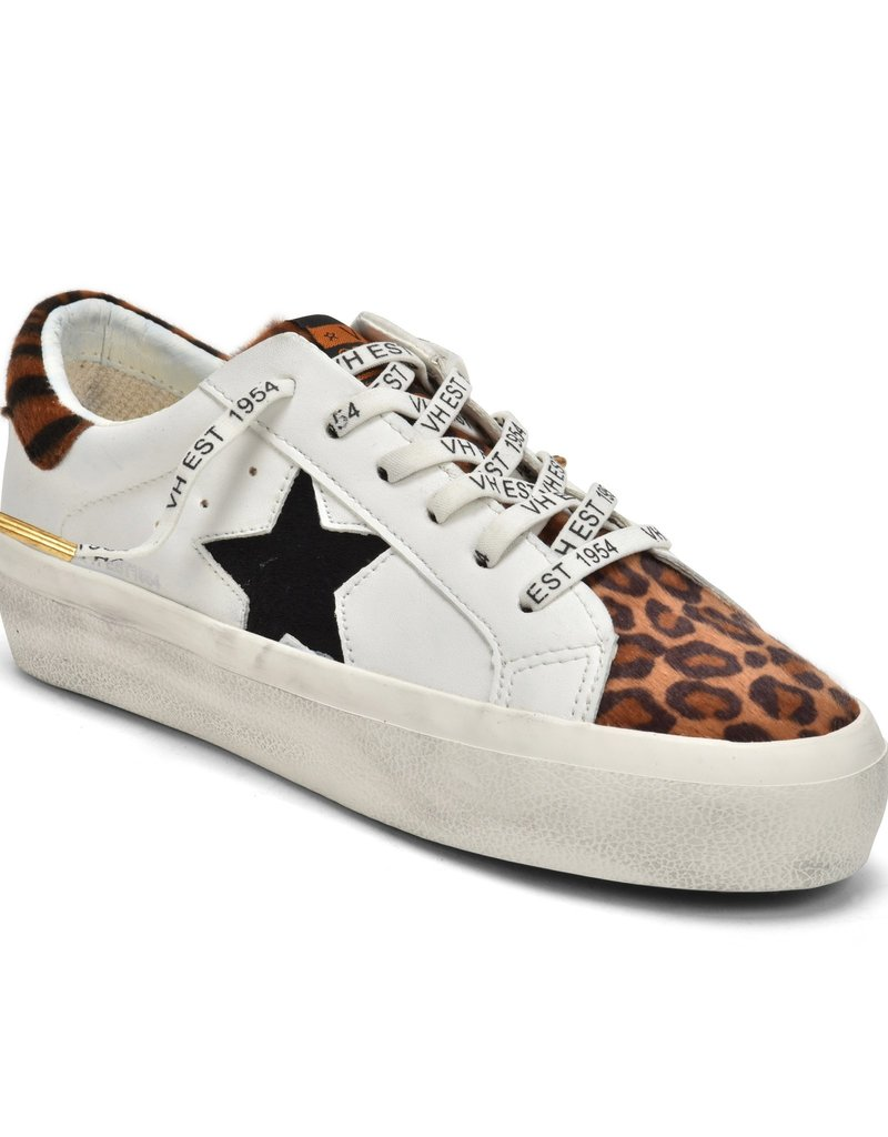 VINTAGE HAVANA White Leopard GG Sneaker