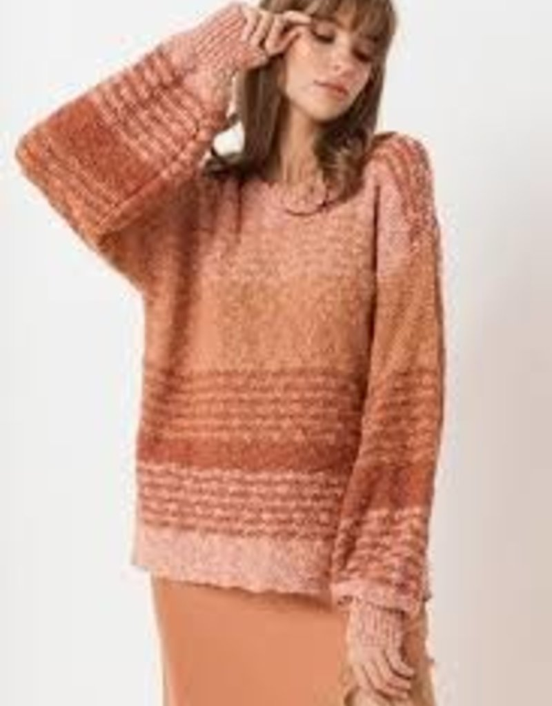 SPELL & THE GYPSY Over the Rainbow Knit Sunrise