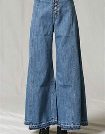 By Together Bell Bottom Denim