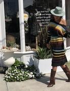 JENS PIRATE BOOTY Swallowtail Maxi Sweater Black