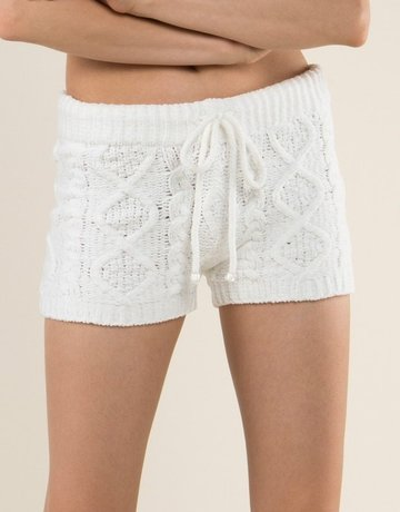 SHAKE YOUR BON BON Cozy Wozy Shorts