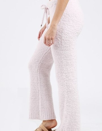SHAKE YOUR BON BON Cozy Wozy Pants - Blush