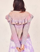 LOVESHACKFANCY Yumi Pullover Rainbow