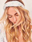 LOVESHACKFANCY Athena Headband Whitesun