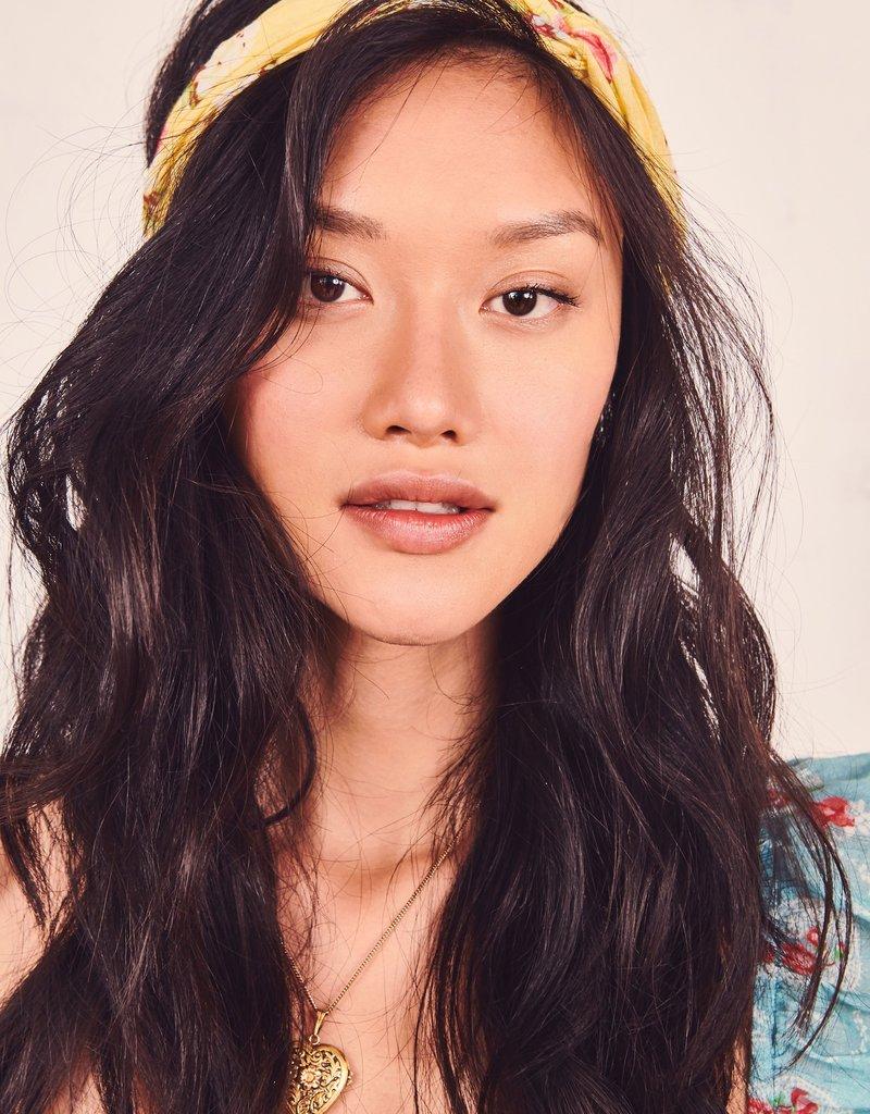 LOVESHACKFANCY Athena Headband Sunbath