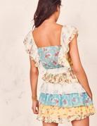 LOVESHACKFANCY Pyhillis Dress Multi