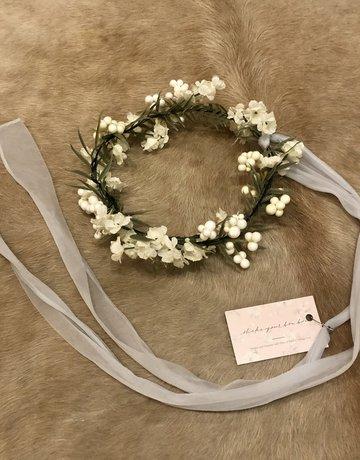 SHAKE YOUR BON BON Custom Handmade Flower Crown
