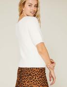 SHAKE YOUR BON BON Wild About You Mini Skirt