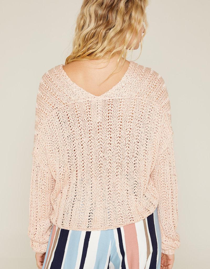 SHAKE YOUR BON BON Blushing over this Sweater