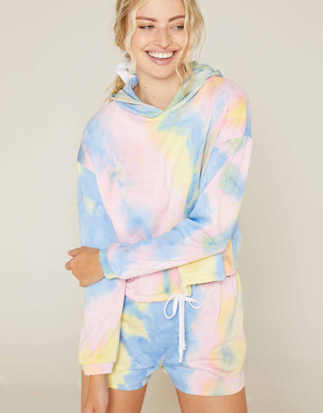 SHAKE YOUR BON BON Rainbow Snowball Hoodie