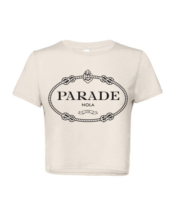 SCHNELL STUDIO Devil Wears Parade Tee