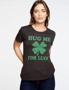 CHASER Hug Me For Luck Tee