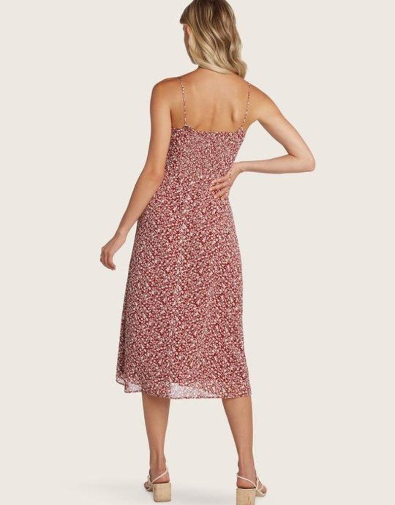 SHAKE YOUR BON BON Wendy Dress - Berry