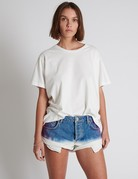 ONE TEASPOON Dip Dye Bandits Shorts