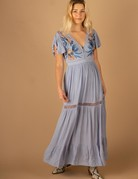CLEOBELLA Daph Dress - Chambray
