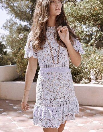 SAYLOR Julep Dress - Sky Blue