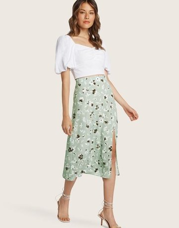 WILLOW DeDe Skirt - Pistachio