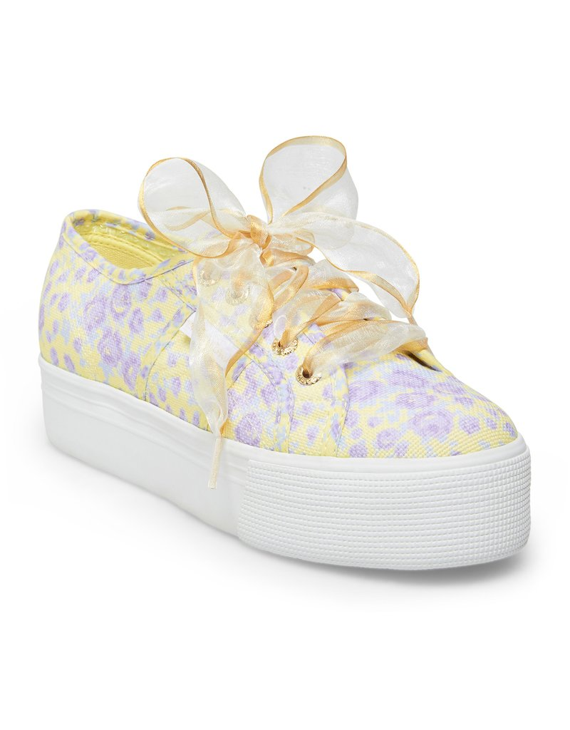 LOVESHACKFANCY Superga x LoveShackFancy Women's Classic Sneaker - Purple Rain