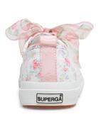 LOVESHACKFANCY Superga x LoveShackFancy Women's Classic Sneaker - Green Leaf
