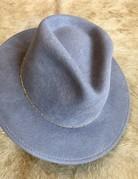 VAN PALMA Lou Hat - Light Grey