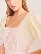 LOVESHACKFANCY Tomasina Dress - Multi Tie Dye
