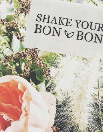 SHAKE YOUR BON BON Gift Card Shake Your Bon Bon