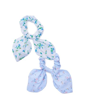 LOVESHACKFANCY Feild of Avigon Individual Scrunchie
