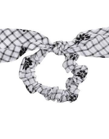 LOVESHACKFANCY Gingham Scrunchie