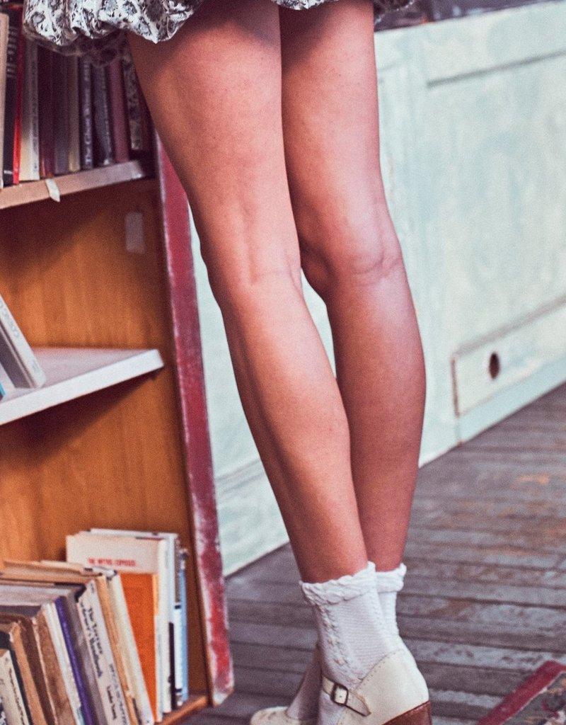 SHAKE YOUR BON BON Socks - Ribbed Pastels