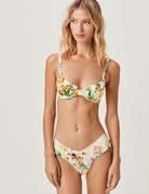 FOR LOVE AND LEMONS Spring Garden Underwire Top - Sunshine