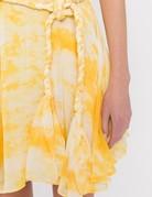 SHAKE YOUR BON BON Mellow Yellow Mini Dress