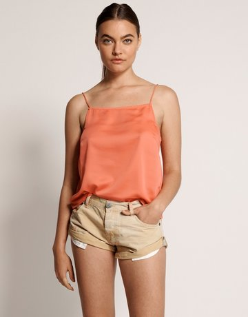 ONE TEASPOON Tropical Bandits Denim Short