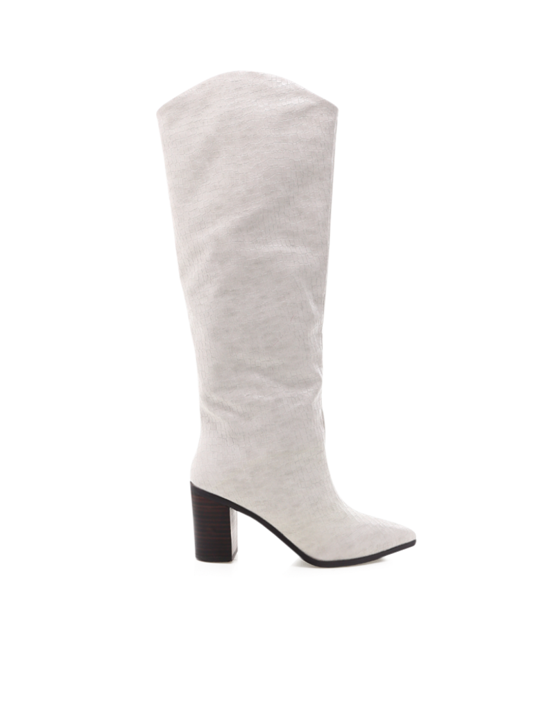 BILLINI Bobbi  - Off White Gecko Boot