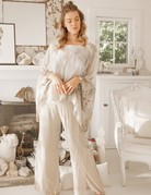 Scandal Italy Free Pants - Sand Beige