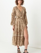 SPELL & THE GYPSY Ada Gown - Leopard