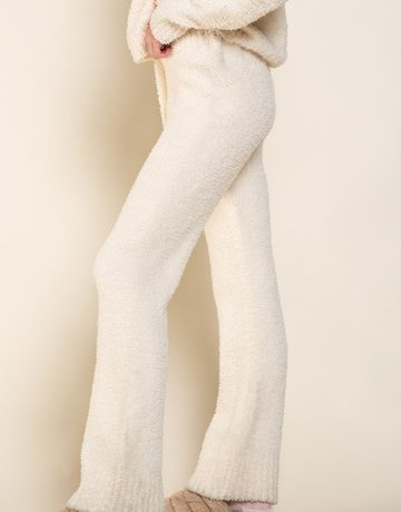 SHAKE YOUR BON BON Cozy Wozy Pants - Cream
